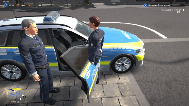 Autobahnpolizei Simulator 2 Bug