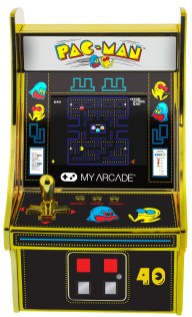 PAC-MAN-40th-front