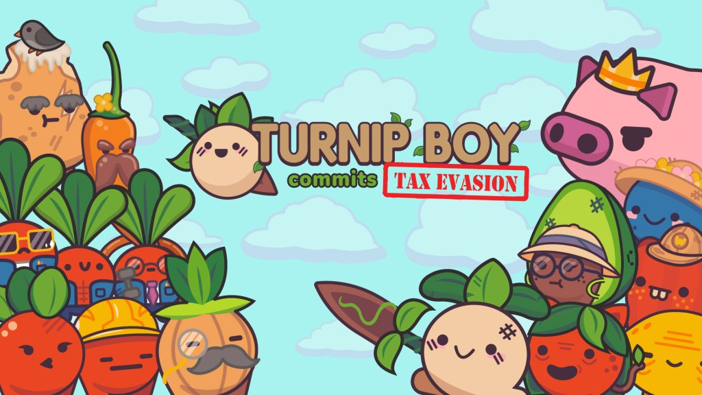 Turnip Boy
