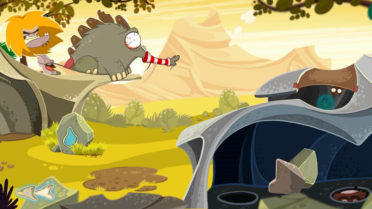 Fire Unghs Quest Screenshot