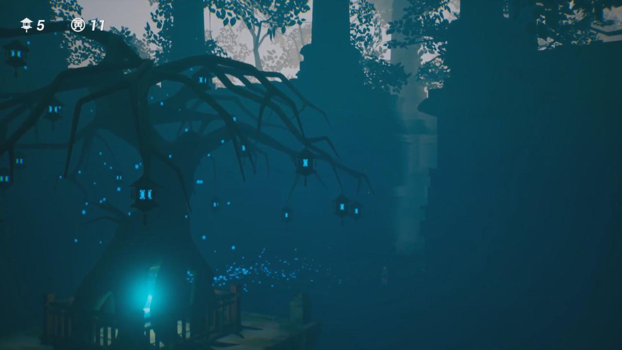 Tasomachi: Behind The Twilight Screenshot