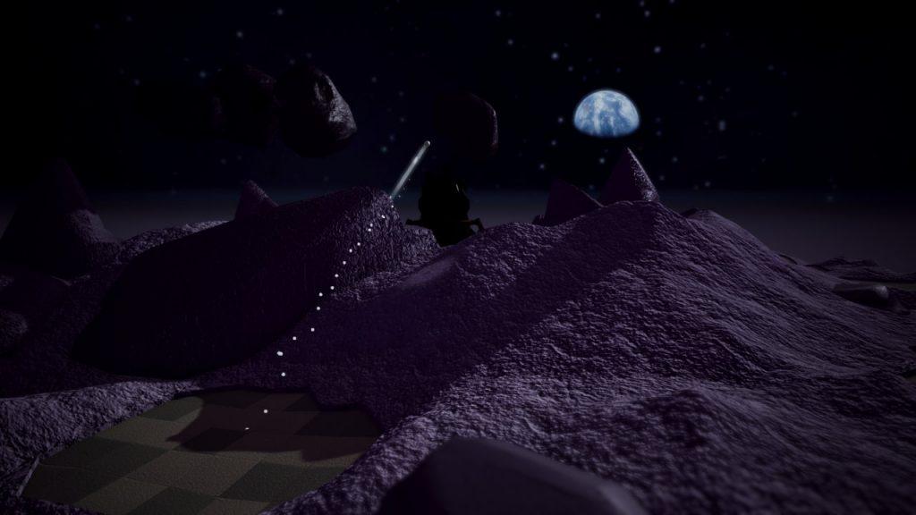 A Little Golf Journey Screenshot