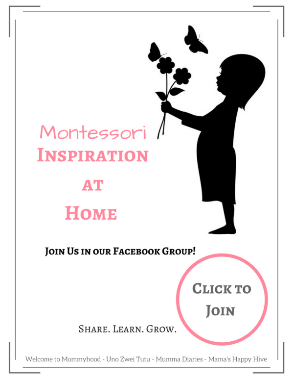 Montessori Inspiration at Home