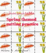 Free Spring Cutting Practice