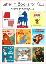 Letter H Book Recommendations