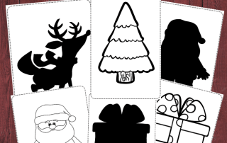 Get your own set of Christmas visual stimulation cards for babies with our Christmas Image Cards for Babies! Get your own free printable on the blog!