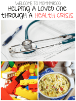 How to help someone dealing with a health crisis or a difficult time