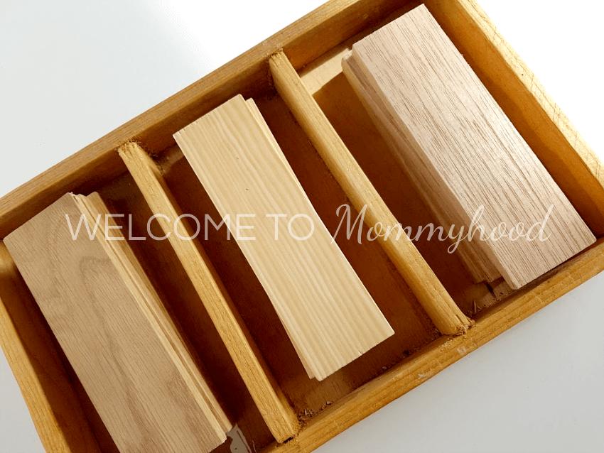 Learn how to make and use Montessori baric tablets! #montessori #montessoriactivities