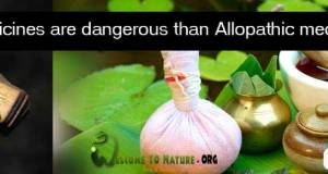 Ayurveda dangerous than Allopathy, But Why