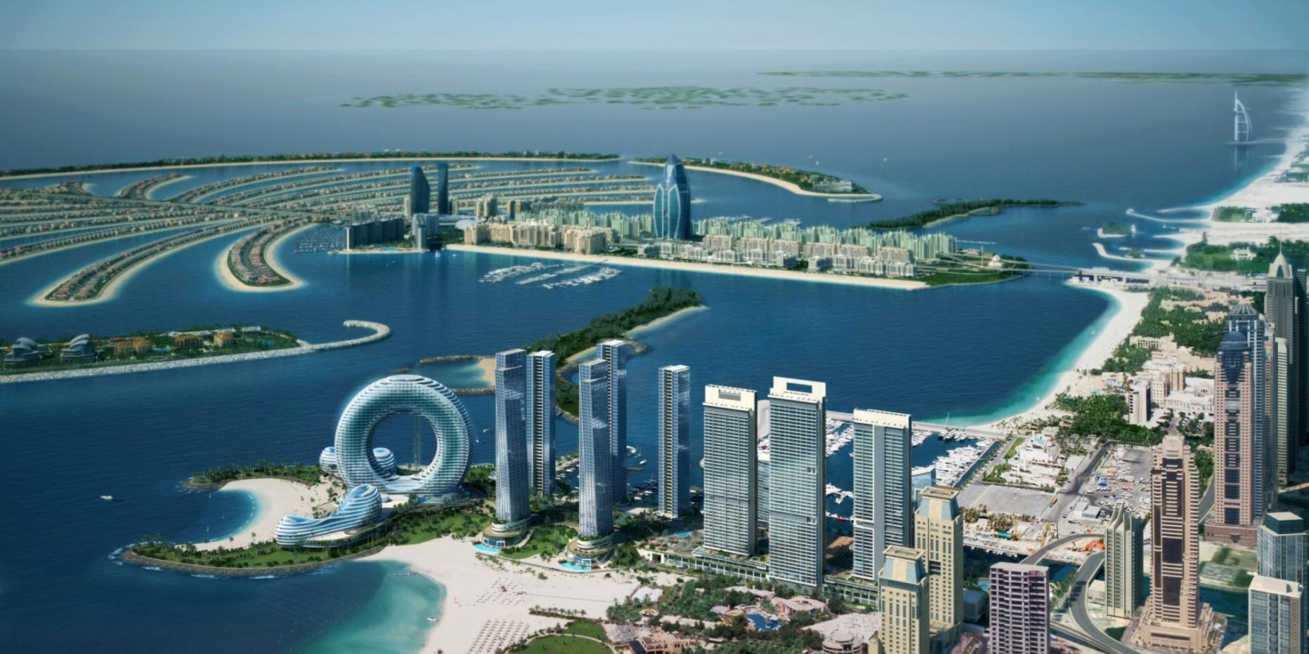 DUBAI  WELCOME TO PARADISE TRAVEL