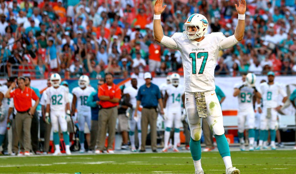 San Diego Chargers v Miami Dolphins