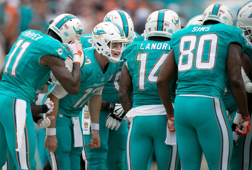 Miami Dolphins vs New England Patriots