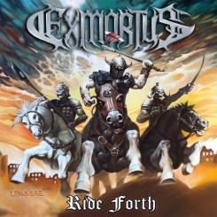 These guys do an incredible Beethoven cover! When they opened for Amon Amarth a few months back, I was blown away! I saw them open for Dark Tranquillity in Cleveland back in 2012 too. Killer thrash with a HUGE sound. Killer vocal range, from power metal cleans to death gutturals!