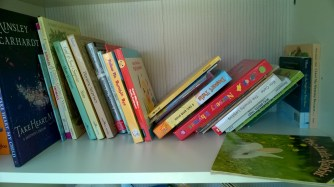 .. and more books!