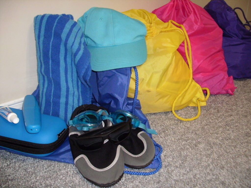 Bug-Out Bags - Our grab & go bags for day trips or overnight trips.