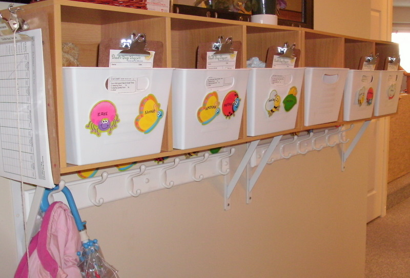 Home Daycare Ideas Set Up: Home Daycare How-To's: Set Up