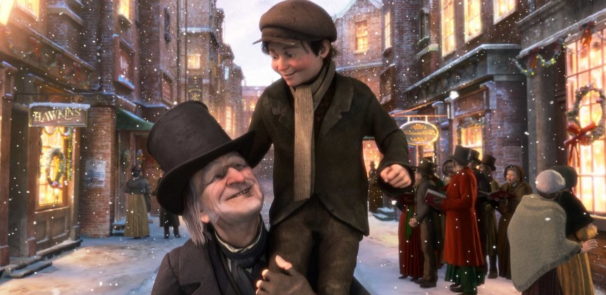What I Learned From Scrooge