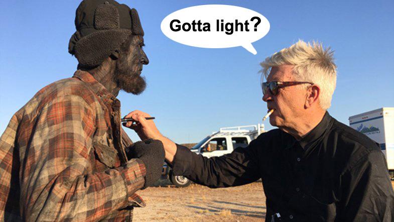 Twin Peaks Gotta Light