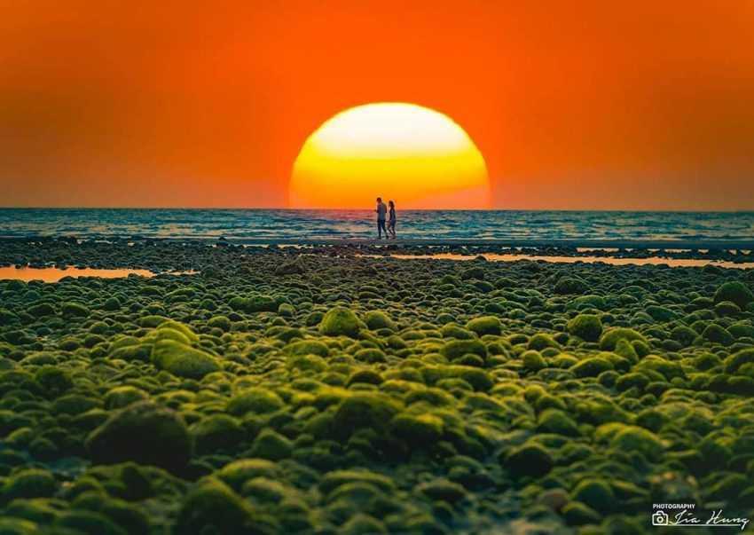苗栗景點推薦 |#5 苑裡出水沙灘