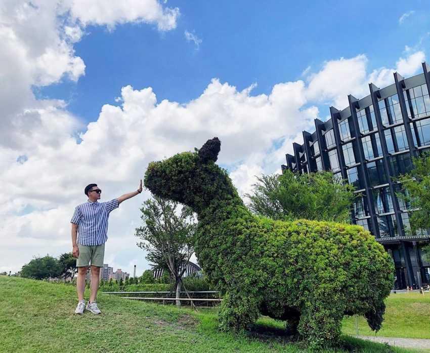 故宮南院@coomcomkang  嘉義故宮南院|嘉義新景點|腹地廣大的亞洲藝術文化博物館,結合傳統文物及現代科技。 2021