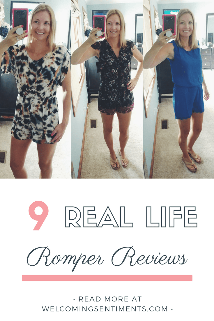 Tall Girls – Finding the Perfect Romper