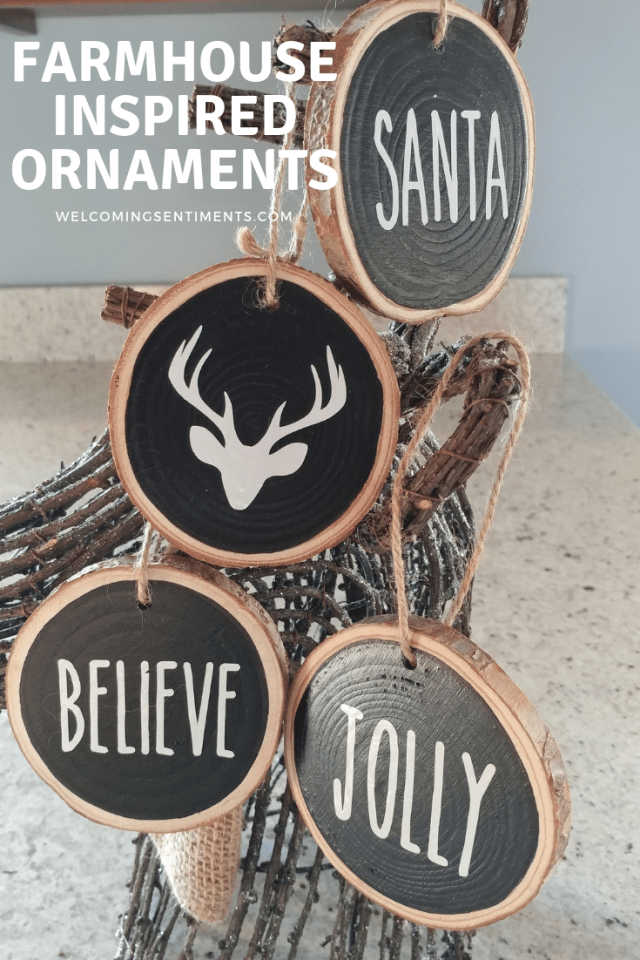 santa, believe, jolly ornaments (1)
