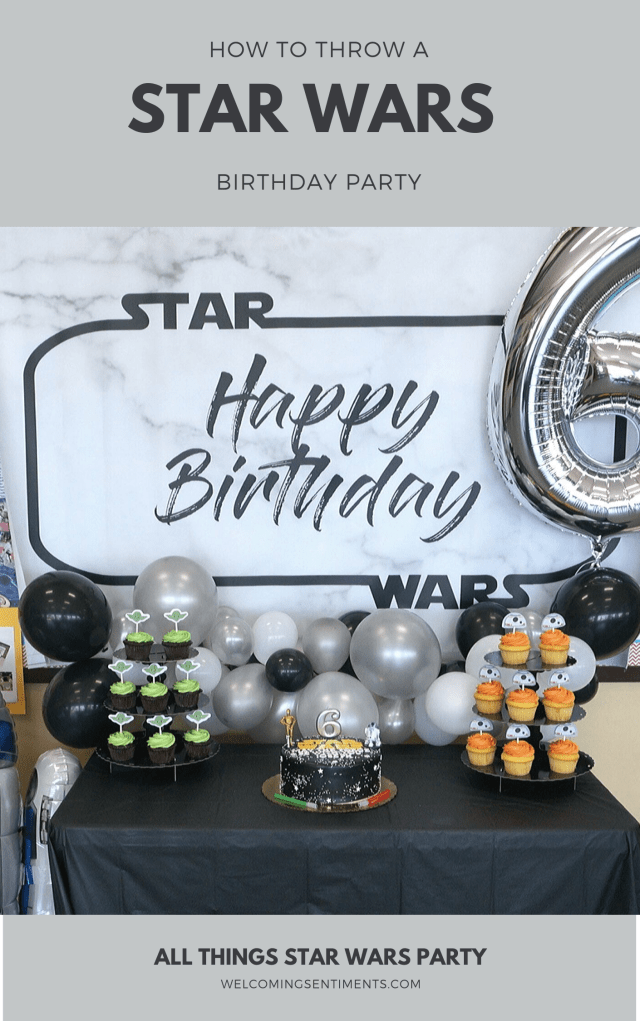 Star Wars birthday party, Jedi training