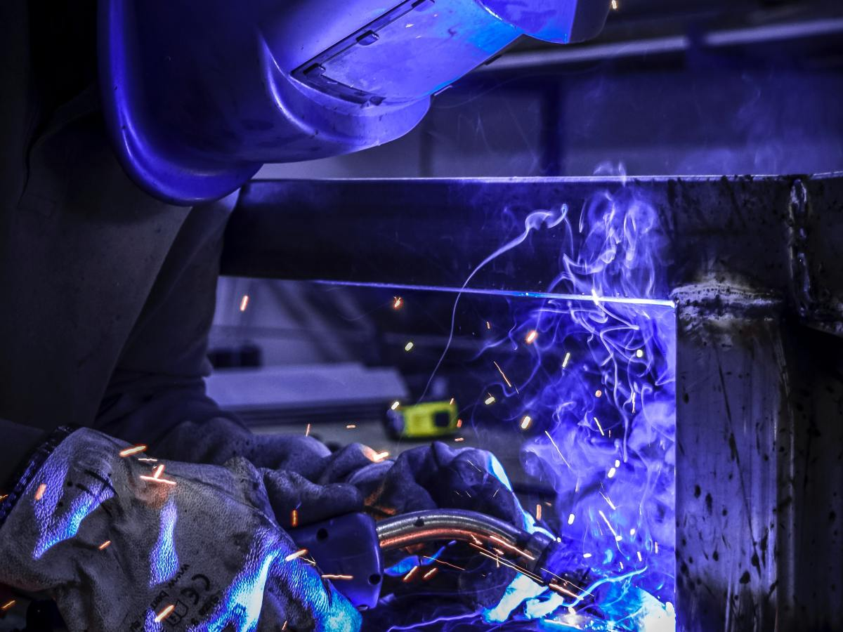 how to make money welding
