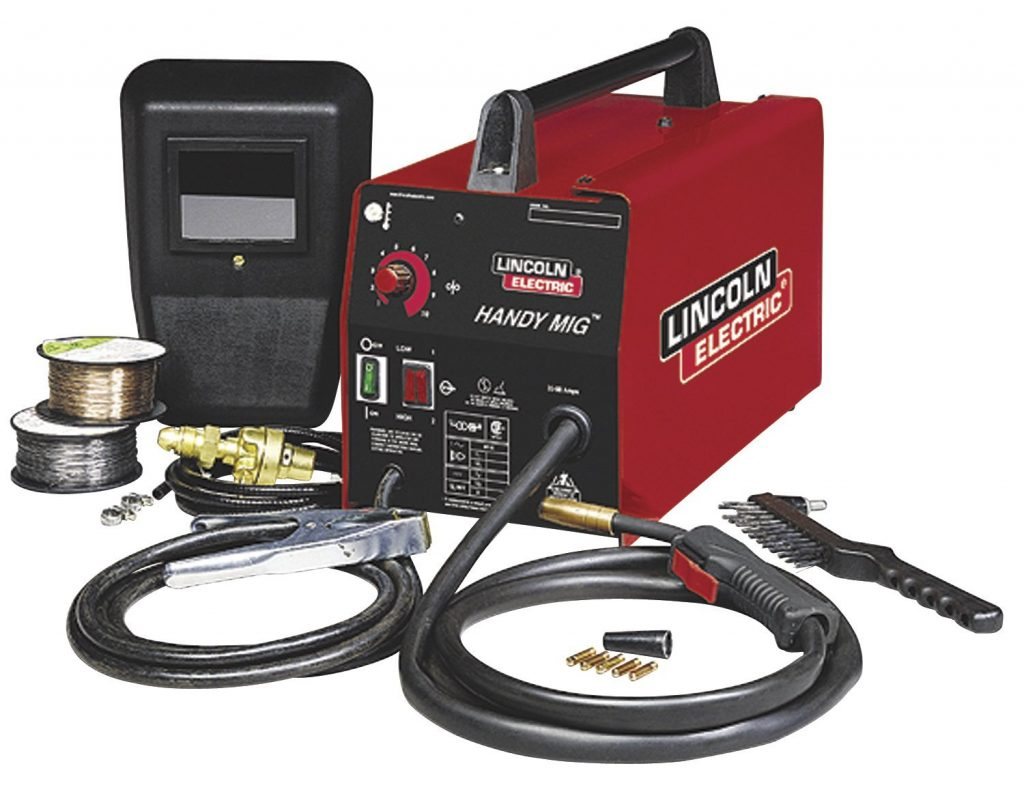 hight resolution of lincoln electric k2185 1 handy mig review