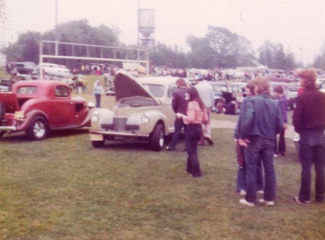 Ray Gallant's '40 Studebaker