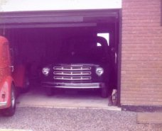 Is this Larry Reid's garage in Waterdown?