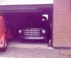 Is this Larry Reid's garage in Waterdown?
