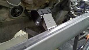 Ford motor mounts