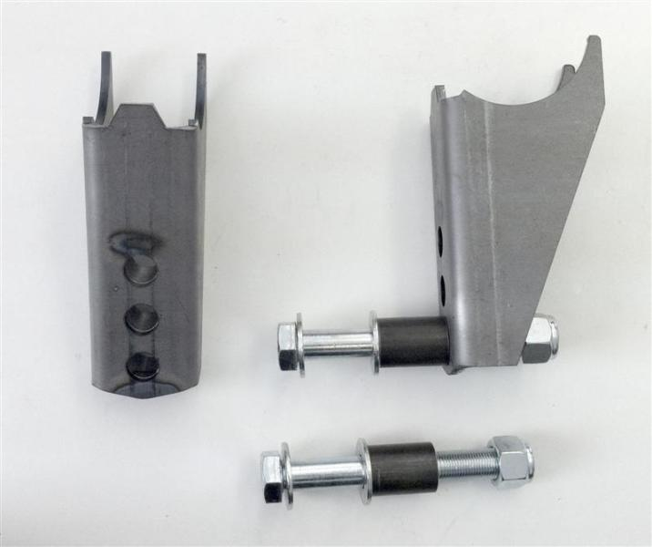 Rear coil over bracket kit