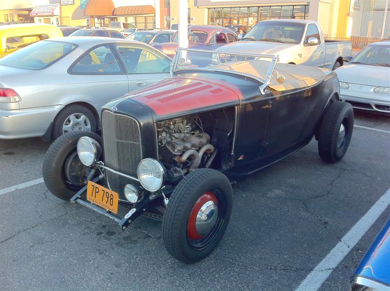 Bill Story's '32 Ford.