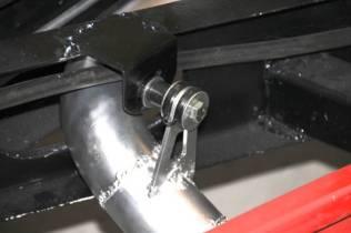 Welder Series exhaust hangers.