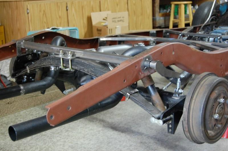 Dear Welder Series U2026 Sway Bar Install  U2013 32 Ford