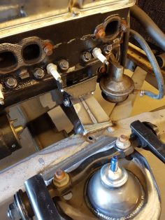 C005 engine mount kit.