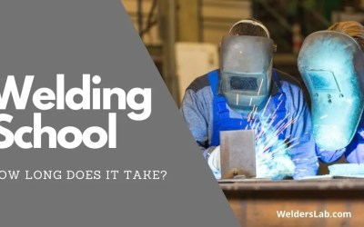 How Long Does It Take to Go to Welding School?