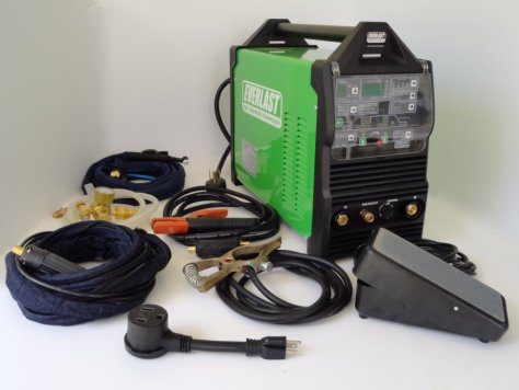 Review of the 2017 Everlast PowerTIG 255 EXT | Welder Station