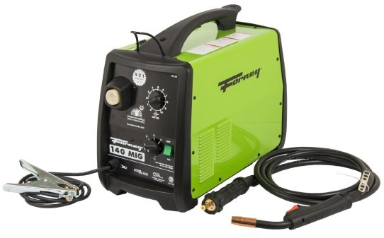 Forney 309 140-Amp MIG Welder Review
