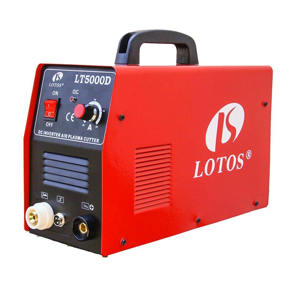 Lotos LT5000D Plasma Cutter review