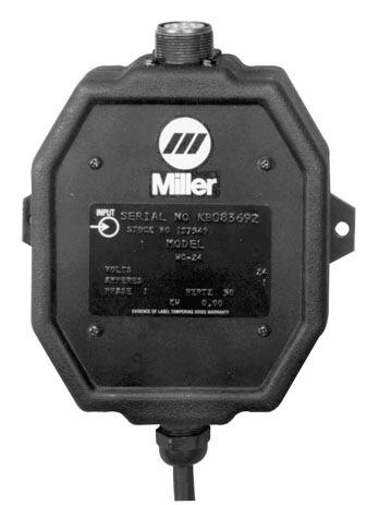 Miller Wc 24 : miller, Miller, WC-24, Control, #137549, Online, Welding, Machine, Accessories, Welders, Supply, Company, Beloit-Big, Bend-Burlington, Wisconsin, Rockford,, Illinois