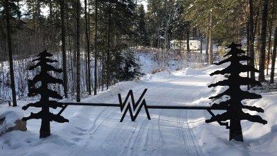 Westphal / Moy Driveway Gate