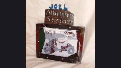 Frame - 12 in wide - Steam Joel
