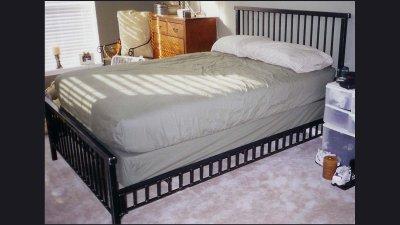 Bed - Queen Size