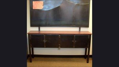 Cabinet w/ magnet board
