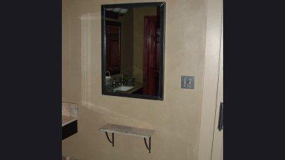 Mirror & Self for Bathroom