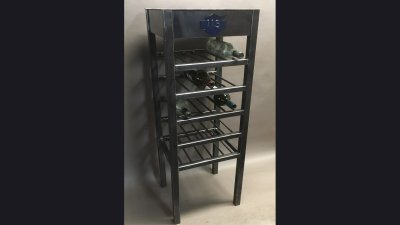 Wine Rack -42 in tall