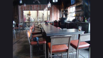 CSCD - Tables, Stools, Signs, Walls, Jug Lights, Bar